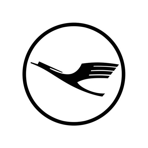 Lufthansa (1963) _ Otl Aicher #animallogo