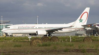 Photo of CN-ROP - Boeing 737-8B6 - Royal Air Maroc (RAM)