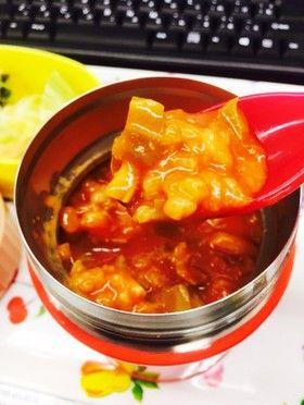 朝時短!スープジャートマトチーズリゾット by ★いずみーる★ [クックパッド] 簡単おいしいみんなのレシピが262万品