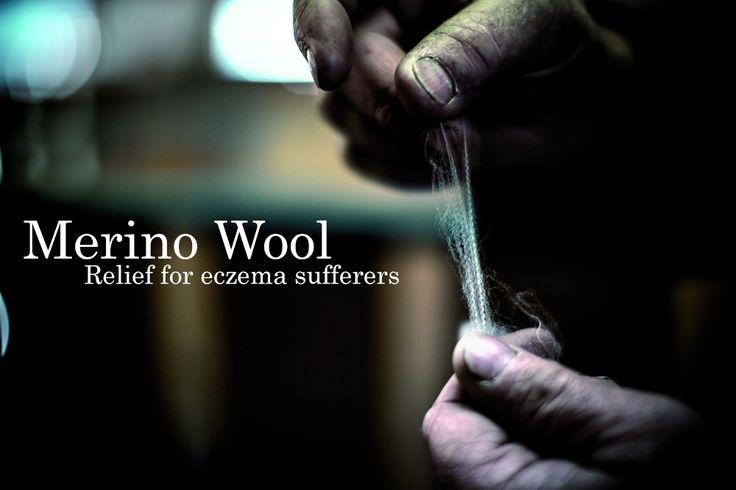 New research has shown that merino wool reduces the symptoms of eczema and atopic dermatitis!  #eczema #eczematreatment #clothingforeczema #atopicdermatitis #merinowool #merino #wool
