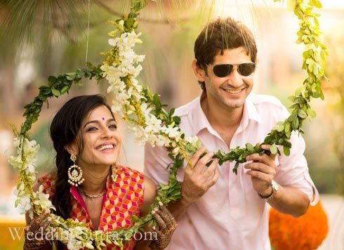 Celeb Weddings :: Gaurav Kapur and Kirat Bhattal   WeddingSutra.com