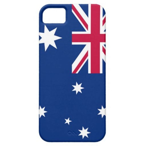 Australia Flag Case For iPhone 5/5S! #flag #zazzle #store #gift #customize #country #home #products #shopping http://www.zazzle.com/flagsbydww25921*