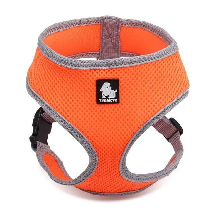 Dog Harness - Choke Free, Breathable Mesh Nylon, Extra Soft for Small Breeds