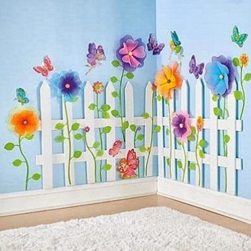 Stupendous 24 Cutes Butterfly Wall Decor For Kids Room Ideas Party Download Free Architecture Designs Oxytwazosbritishbridgeorg