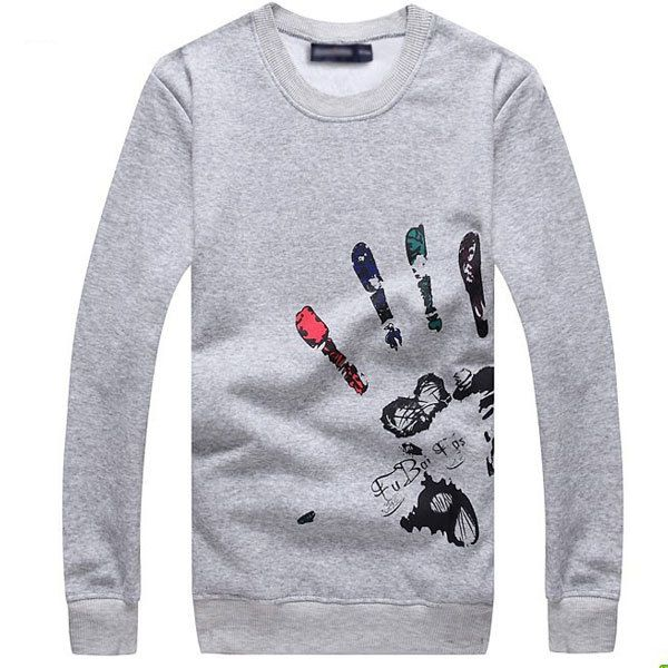 2014 Free Shipping New Winter Men's Cashmere Sweater Round Neck Pullover Sweater Men Without Hats MTL119 $15.99