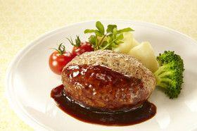 本格!カンタン♪黄金比ソースのハンバーグ by カゴメ [クックパッド] 簡単おいしいみんなのレシピが264万品