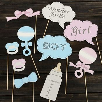 Party Decorations for Baby shower, 10 pcs //Price: $10.00 & FREE Shipping // #‎kid‬ ‪#‎kids‬ ‪#‎baby‬ ‪#‎babies‬ ‪#‎fun‬ ‪#‎cutebaby #babycare #momideas #babyrecipes  #toddler #kidscare #childcarelife #happychild #happybaby