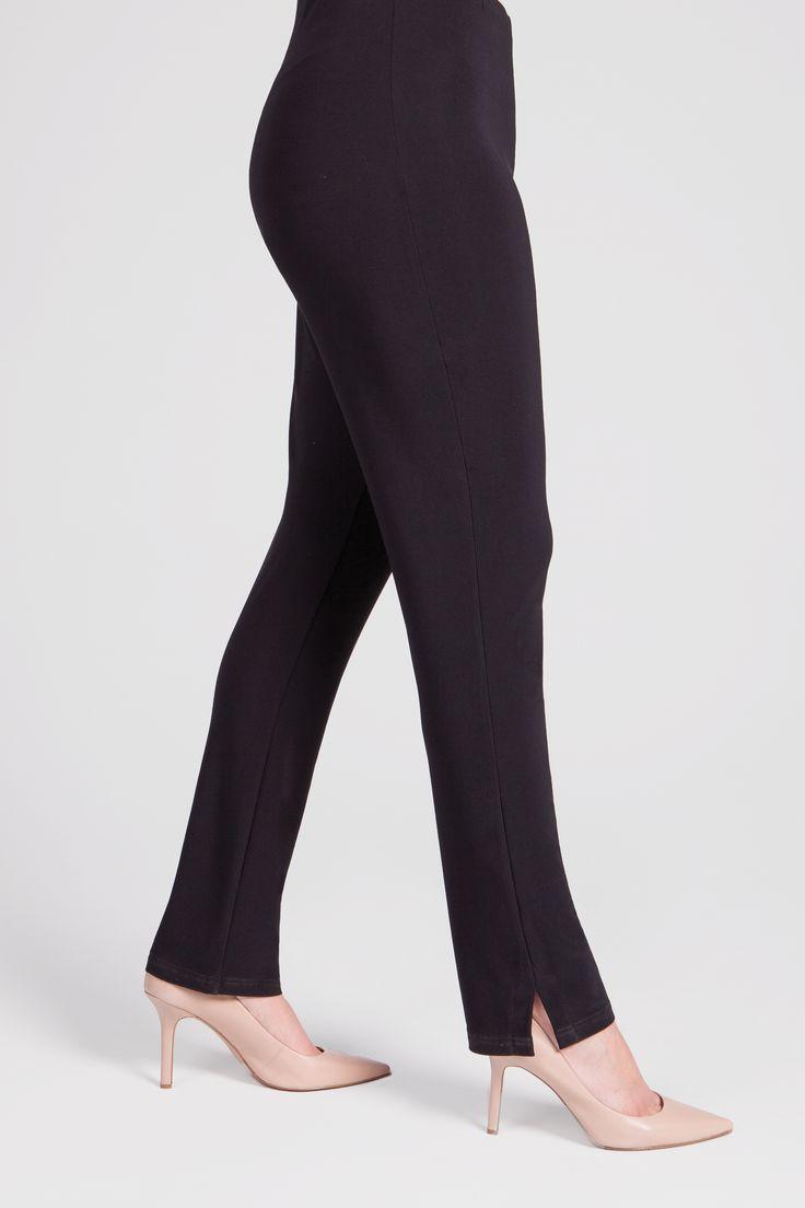 Sympli In-Stock Spring 2018 2748L Narrow Pant Long
