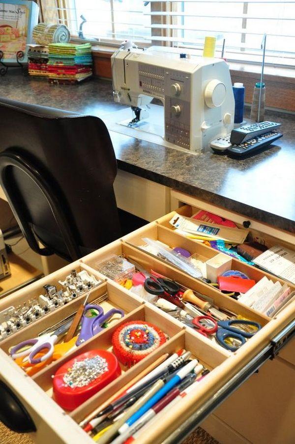 Удобная мастерская: 30 больших, светлых и красивых рабочих мест - Ярмарка Мастеров - ручная работа, handmade