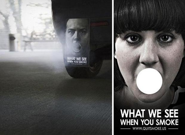 En yaratıcı sigara karşıtı reklam kampanyaları