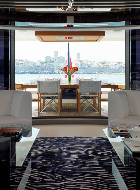 Luxury Yacht Interior Design | INTERIOR DESIGN ON THE MOVE: SUPER LUXURY YACHTS blog-yacht ...