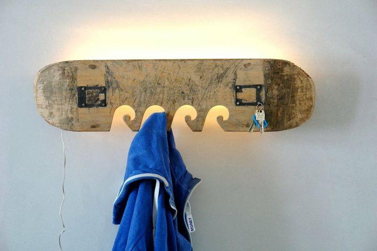 """hookboard """"nature"""" von madeinosnabrueck auf DaWanda.com"""