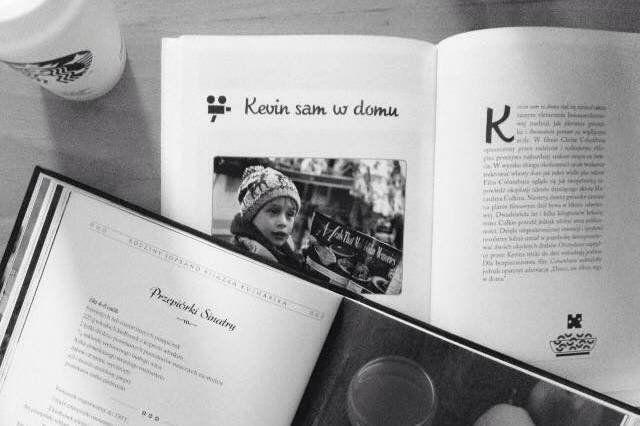 #book #food #movie #kevin