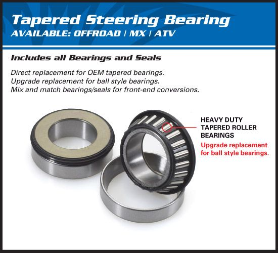 The #1 Source For Bearings, Seals, Cables & More  | All Balls Racing