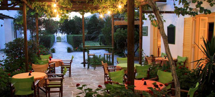 Hotel Boulis, Kamares - enquiries aegean@thesaurus.gr