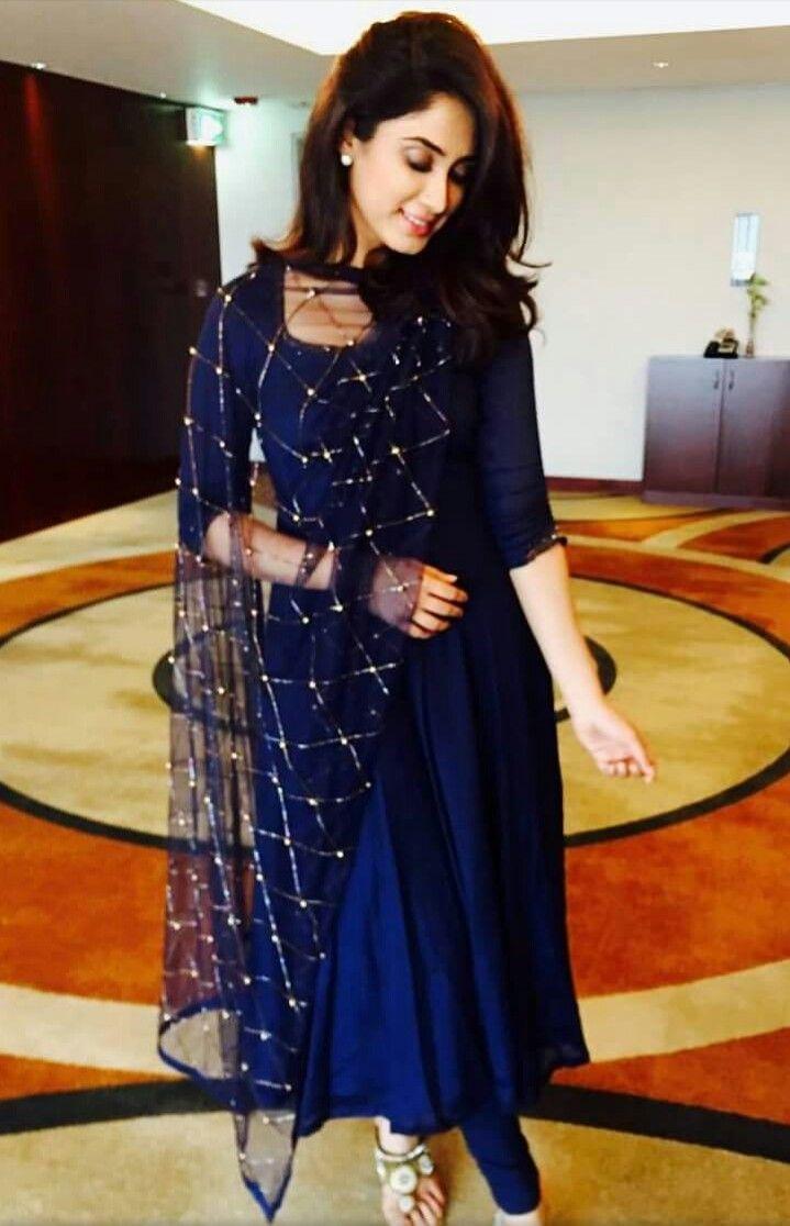 Pin By Maithri Devi On My3 S Dress Indian Style Kurti