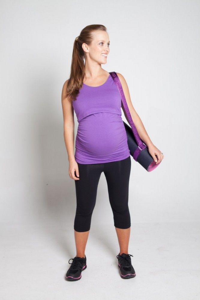 Maternity Clothing Work It Leggings