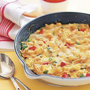 8 Easy Vegetarian Recipes!   Migas   AllYou.com