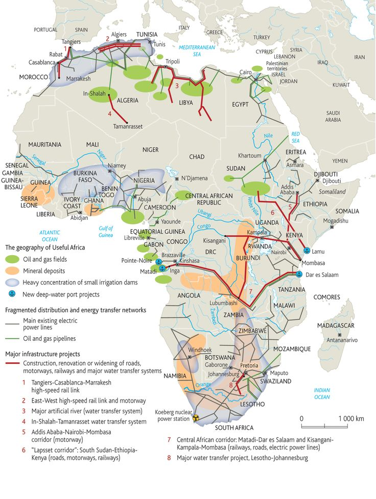 Useful Africa - Le Monde diplomatique - English edition