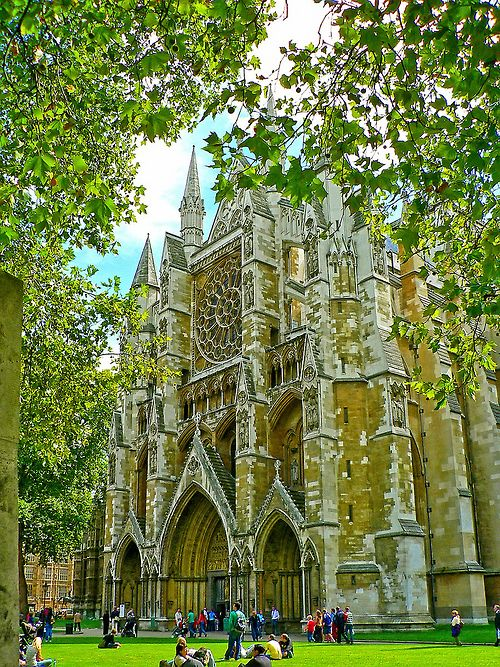 Westminster Abbey, London (by italo svevo)