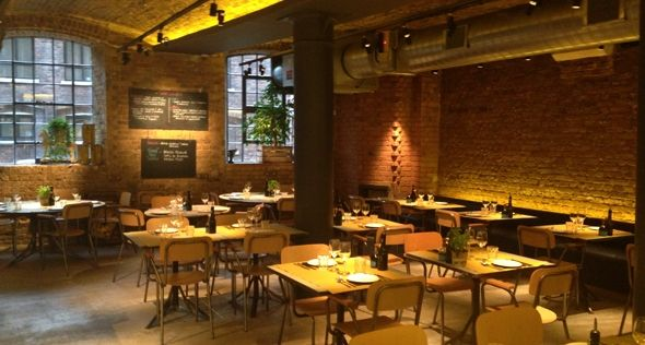 Italian Restaurant - Bottega, Wapping/Shoreditch
