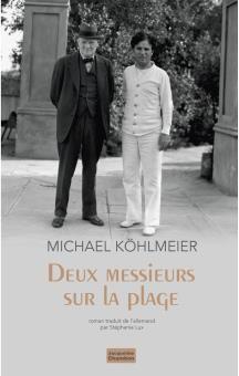 Deux Messieurs sur la plage, Michael Köhlmeier - Livres - Télérama.fr