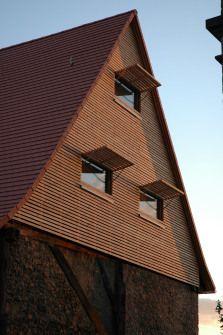 Umbau der ehemaligen Zehntscheune Boxberg zu einem Wohnhaus - heinze.de