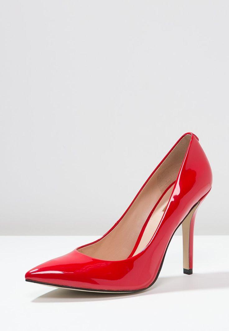 Guess PLASMIA - Høye hæler - medium red - Zalando.no