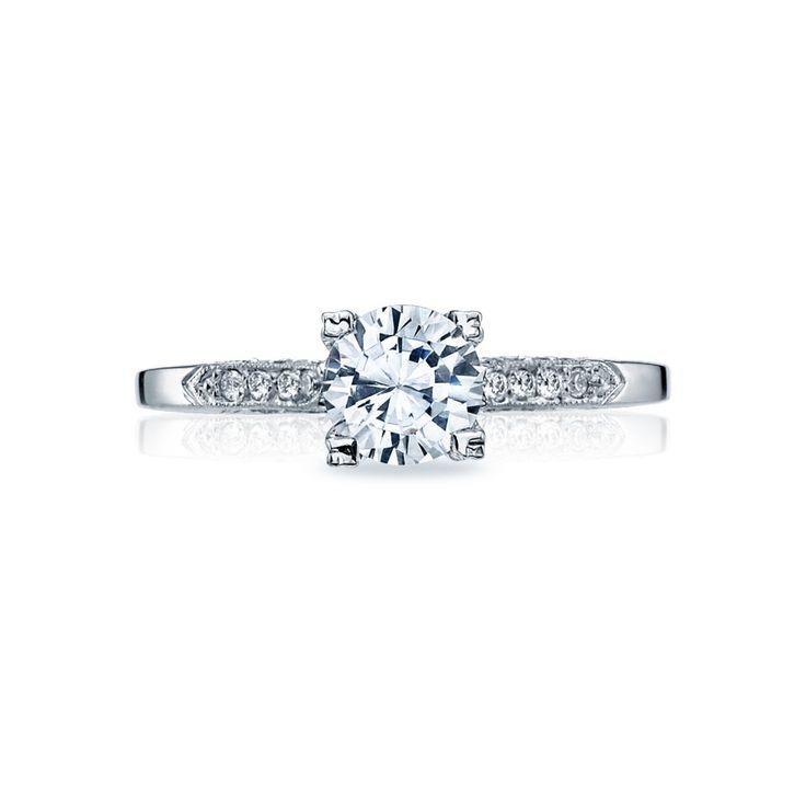 Tacori 2586RD6 Engagement Ring