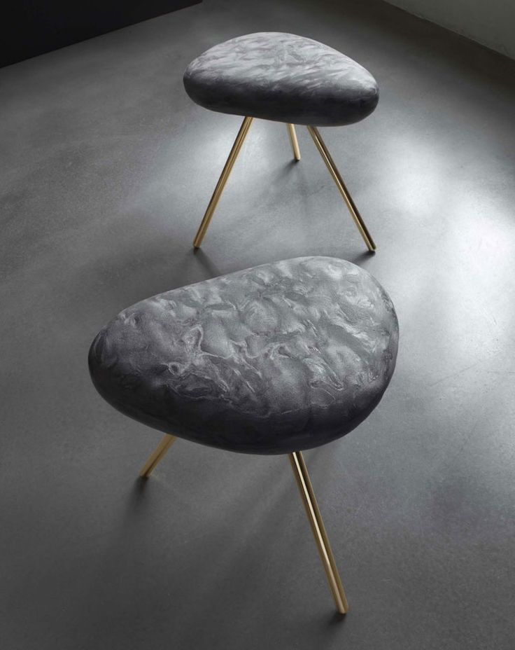 17 best images about organic cement furniture on for Table 00 martin szekely