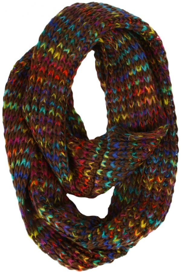 Kayci Chunky Knit Loop Scarf Lots of other cheap scarves