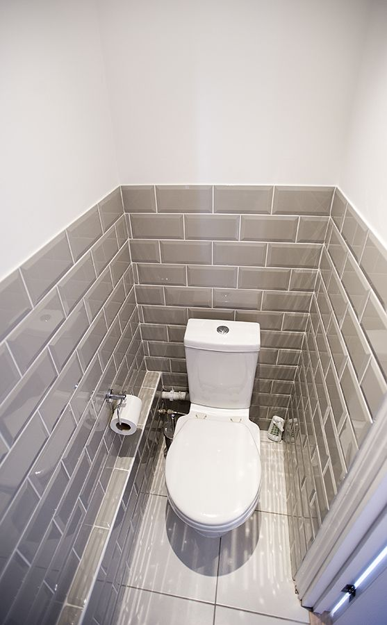 WC in Side Return Extension on a Victorian Terraced House in Redbridge, E11