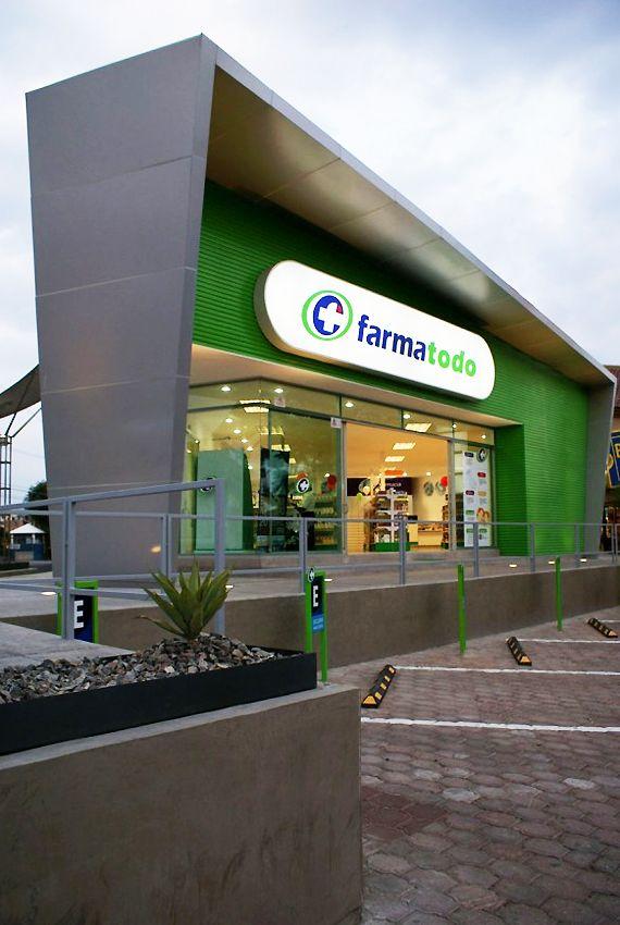 Pharmacy Design, Puebla, MEXICO, pharmacy, farmatodo Las Animas, Dionne Arquitectos, Fred Dione, Photo by Cortesia Dione Arquitectos, www.facebook.com/epsilonbratanis