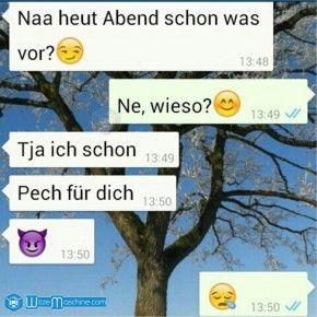 Lustige WhatsApp Bilder und Chat Fails 108