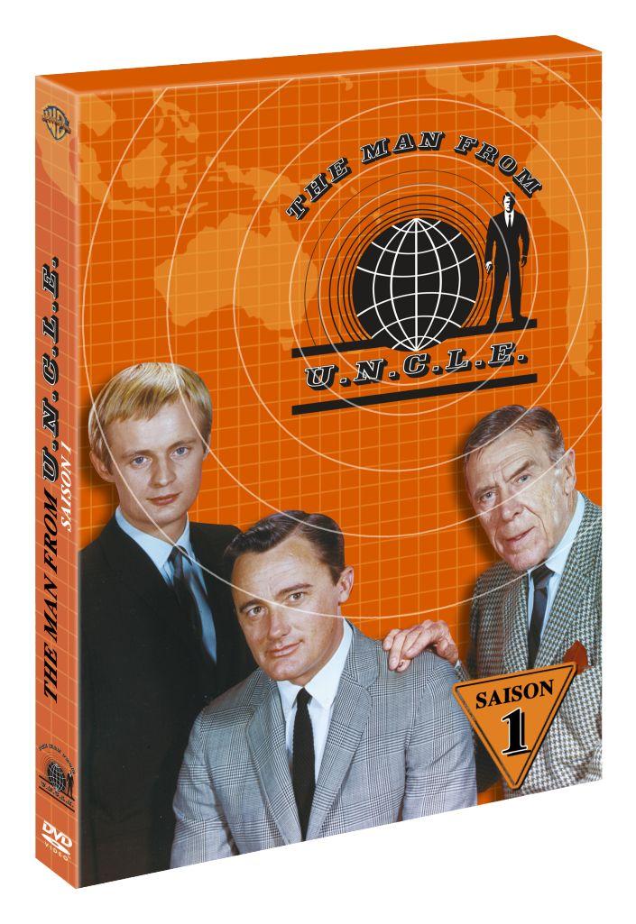 Nouveau concours: THE MAN FROM U.N.C.L.E DES AGENTS TRES SPECIAUX  5 intégrales SAISON 1 + 3 longs métrages à gagner
