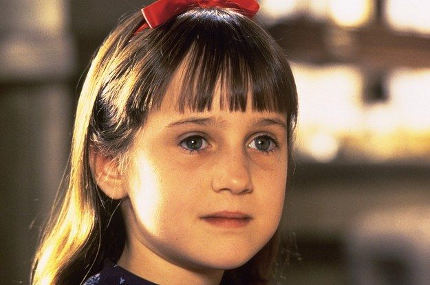 "The Cast Of ""Matilda"" Then And Now"