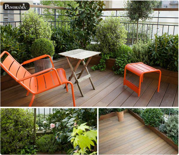 Terrasse Bois Exotique en Pinterest  Lame de terrasse bois, Bois