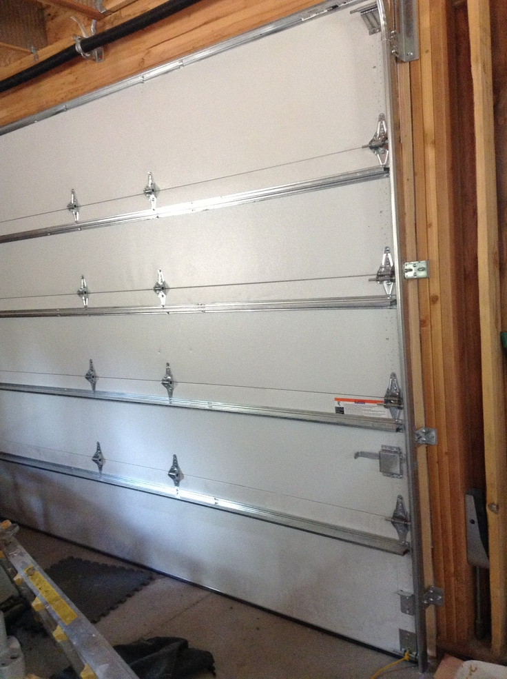 Ordinary insulated steel sectional garage door these 10 for 16 x 10 garage door cost