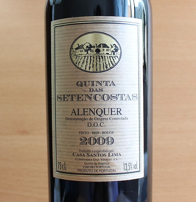"""O """"Quinta das Setencostas 2010"""" da Casa Santos Lima, foi considerado o melhor vinho tinto do ano na Finlândia, entre mais de 1.500 vinhos disponíveis na gama da Alko (o retalhista monopólio de bebidas alcoólicas na Finlândia). Este vinho já conta em 2014 com 3 medalhas de ouro ganhas no """"Challenge International du Vin 2014"""", """"Austrian Wine Challenge 2014"""" e """"Prodexpo Wine Competition 2014"""". #revistadevinhos"""