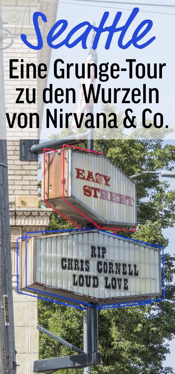 Ein paar Tage nach dem Tod von Chris Cornells war ich auf den noch sichtbaren Spuren des Grunge in Seattle/USA unterwegs. Die Tour führte mich sogar in den alten Proberaum von Pearl Jam und Soundgarden ...