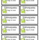 Voici 13 pages de coupons récompense pour la classe !  Afin de vous aider dans la gestion des comportements des élèves et le renforcement positif !...