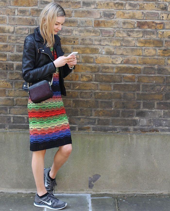 #MMissoni | #Mirror #waves #knit #dress | Summer 2014 Collection | @Connie Serratt's Tea Party