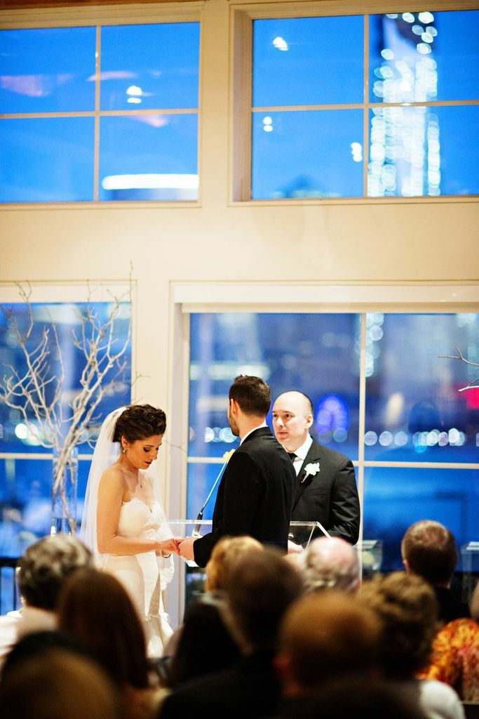 wedding destinations in new jersey%0A Ceremony in Aviary  Wedding DestinationsWedding VenuesJersey