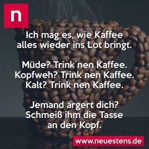 Kaffee bringt alles in Lot.jpg von Nogula auf www.funpot.net