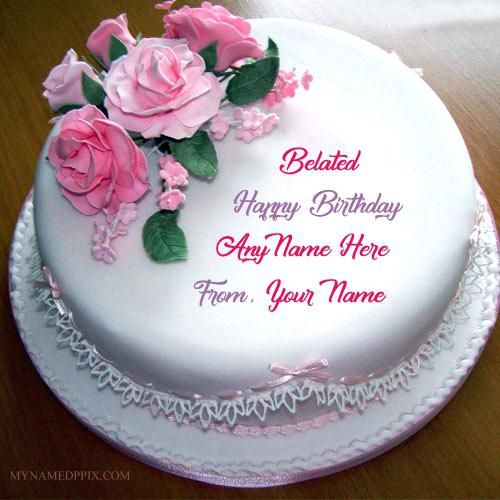 Birthday Cake Sunil Sir As Well As To Make Perfect Happy