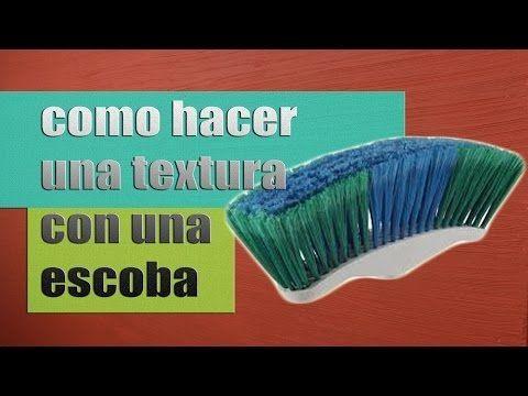 Como Pintar Una Imitacion De Vetas De Madera Tipos De Veteado - Luis Lovon - YouTube