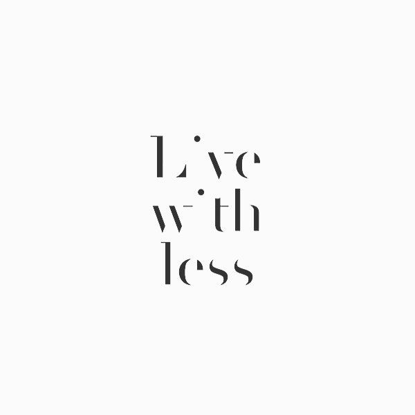 209 best minimalist living quotes images on pinterest for Minimalist living pinterest