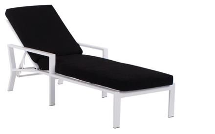 Parkview Collection Woven Outdoor Chaise Lounge K-260-15