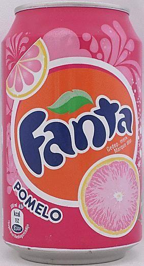 FANTA-Grapefruit