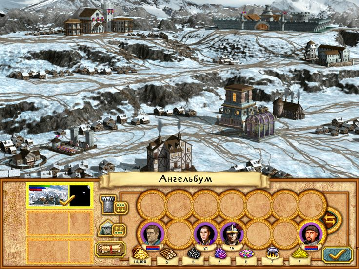 Heroes of Might and Magic IV/ Heroes of Might and Magic 4